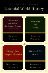 The Modern Library Essential World History 4-Book Bundle by Edward Gibbon