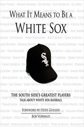 What It Means to Be a White Sox by Bob Vorwald