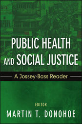 Public Health and Social Justice by Martin Donohoe