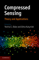 Compressed Sensing by Yonina C. Eldar