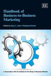 Handbook of Business-to-Business Marketing by Gary L. Lilien