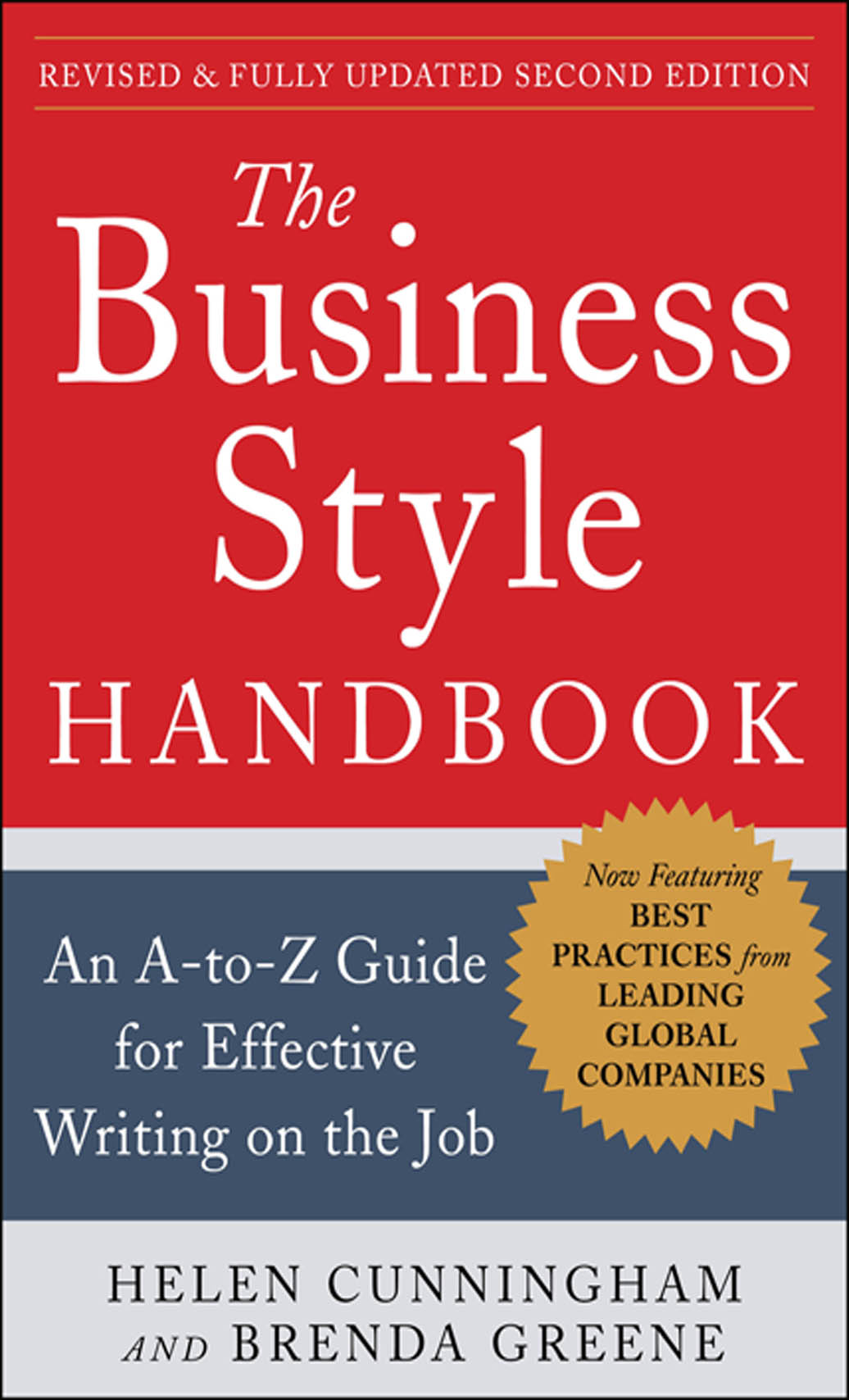 Download Ebook The Business Style Handbook, Second Edition:  An A-to-Z Guide for Effective Writing on the Job (2nd ed.) by Helen Cunningham Pdf