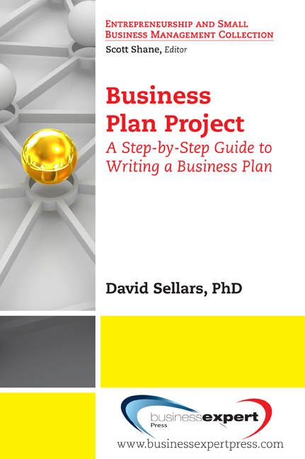 Download Ebook Business Plan Project by David Sellars Pdf