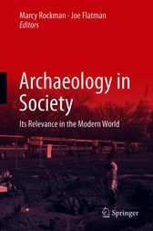 Archaeology in Society by Marcy Rockman