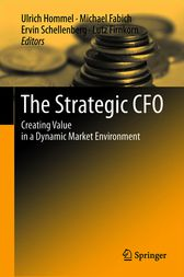 The Strategic CFO by Ulrich Hommel
