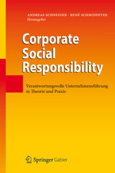 Corporate Social Responsibility by Andreas Schneider