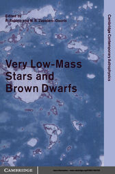 Very Low-Mass Stars and Brown Dwarfs by Rafael Rebolo