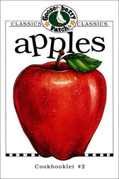 Apples Cookbook by Gooseberry Patch
