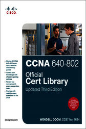 CCNA 640-802 Official Cert Library, Updated by Wendell Odom