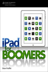iPad for Boomers by Brian Proffitt