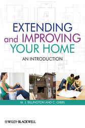 Extending and Improving Your Home by M. J. Billington