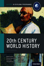 IB 20th Century World History by Martin Cannon