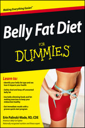Belly Fat Diet For Dummies by Erin Palinski-Wade
