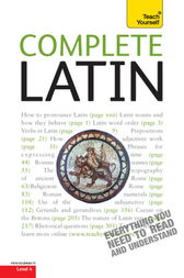 Complete Latin: Teach Yourself by Gavin Betts