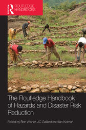 Handbook of Hazards and Disaster Risk Reduction by Ben Wisner