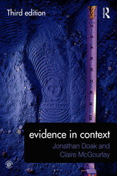 Evidence in Context by Jonathan Doak