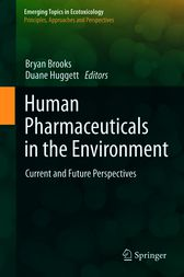 Human Pharmaceuticals in the Environment by Bryan W. Brooks