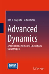 Advanced  Dynamics by Dan B. Marghitu
