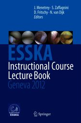 ESSKA Instructional Course Lecture Book by Jacques Menetrey