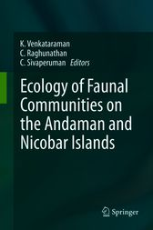 Ecology of Faunal Communities on the Andaman and Nicobar Islands by K. Venkataraman