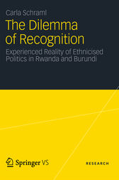 The Dilemma of Recognition by Carla Schraml