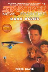 New Frontier #8 Dark Allies by Peter David
