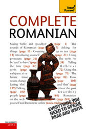 Complete Romanian by Dennis Deletant