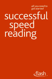 Speed Reading by Tina Konstant