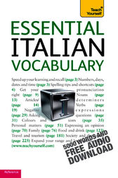 Essential Italian Vocabulary by Mike Zollo