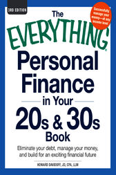 The Everything Personal Finance in Your 20s and 30s Book by Howard Davidoff