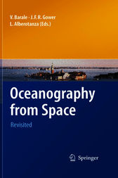 Oceanography from Space by Vittorio Barale