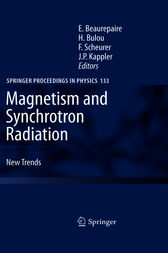Magnetism and Synchrotron Radiation by Eric Beaurepaire