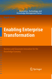 Enabling Enterprise Transformation by Nagy K. Hanna