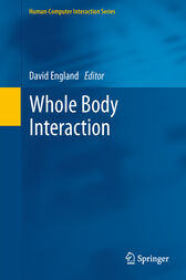 Whole Body Interaction by David England