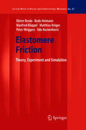 Elastomere Friction by Dieter Besdo