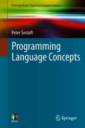 Programming Language Concepts by Peter Sestoft