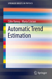 Automatic trend estimation by C?alin Vamos¸