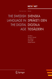 The Swedish Language in the Digital Age by Georg Rehm