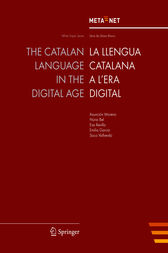 The Catalan Language in the Digital Age by Georg Rehm