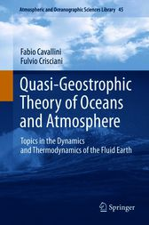 Quasi-Geostrophic Theory of Oceans and Atmosphere by Fabio Cavallini