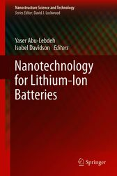 Nanotechnology for Lithium-Ion Batteries by Yaser Abu-Lebdeh