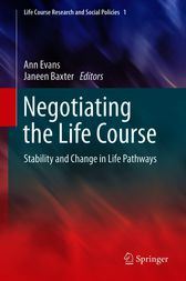 Negotiating the Life Course by Ann Evans