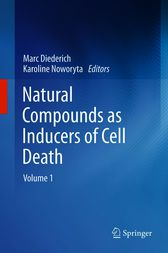 Natural compounds as inducers of cell death by Marc Diederich