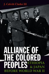 Alliance of the Colored Peoples by J. Calvitt Clarke III
