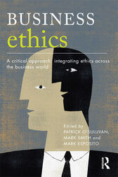 Business Ethics by Patrick O'Sullivan
