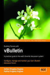 vBulletin A Users Guide by Adrian Kingsley-Hughes
