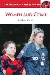 Women and Crime: A Reference Handbook by Judith Warner