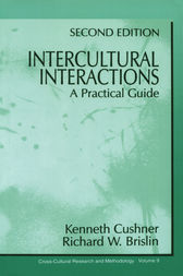 Intercultural Interactions by Kenneth Cushner