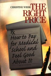 The Right Price by Christine Wiebe