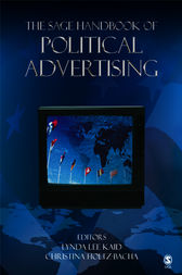 The SAGE Handbook of Political Advertising by Lynda Lee Kaid